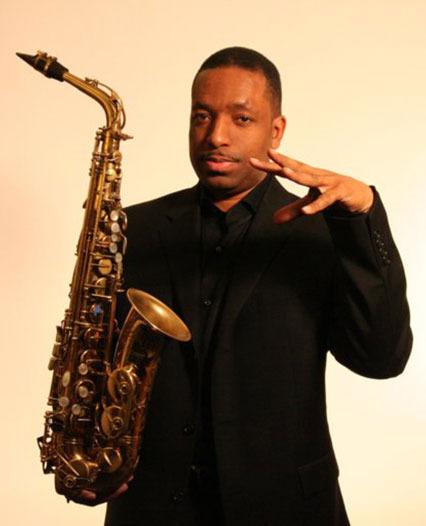 El saxofonista norteamericano Donald Harrison.