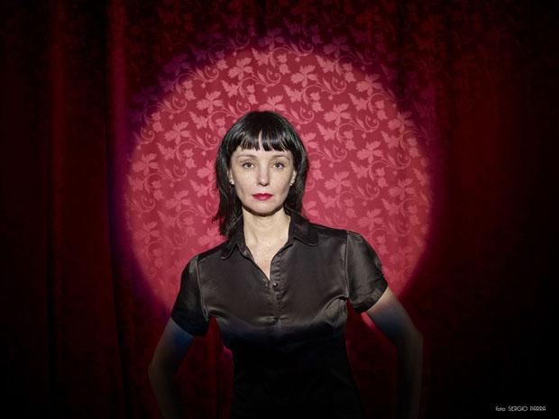 Manuela Paso, autora de `Psoriasis´. Foto: Sergio Parra.