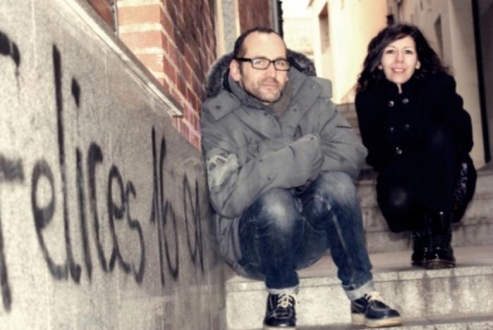 """Antonio Cabrera y Leticia Ämez, fundadores de """"Sin Xilófagos!."""