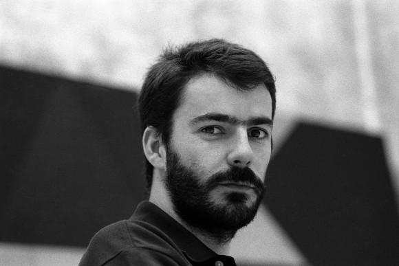 El artista manchego Eduardo Barco