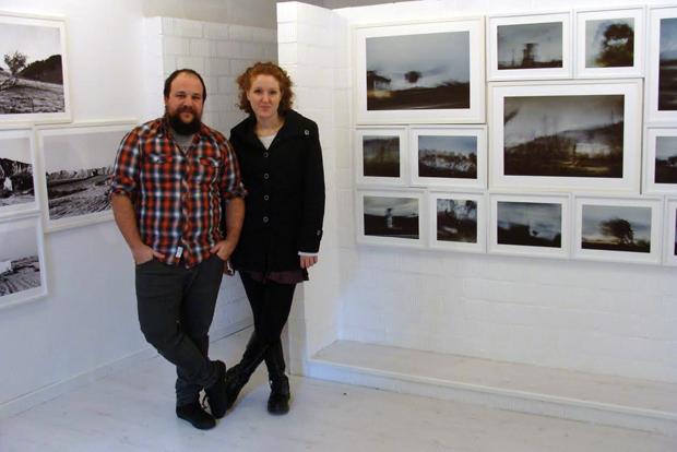 Ricardo Suárez y Cristina R. Vecino, encargados de El Carrusel. Foto: L. Fraile.