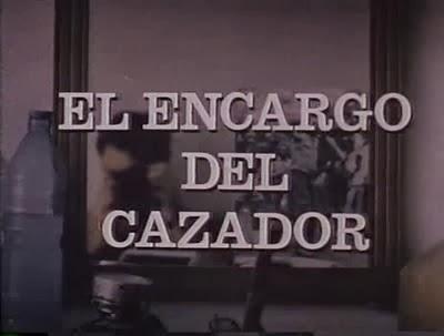 """""""El encargo del cazador""""."""