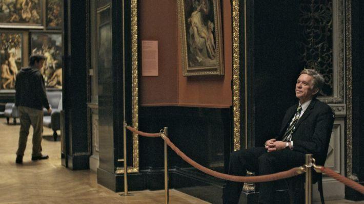 Fotograma de la película 'Museum Hours', de Jem Cohen.