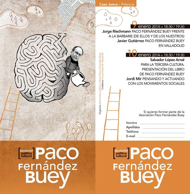Paco F. Buey programa_0