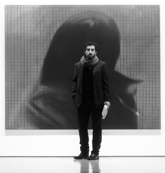 Alain Urrutia. © Fotografía de P. Viñas.