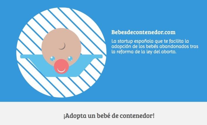 Haz un click en la imagen para entrar en bebesdecontenedor.com