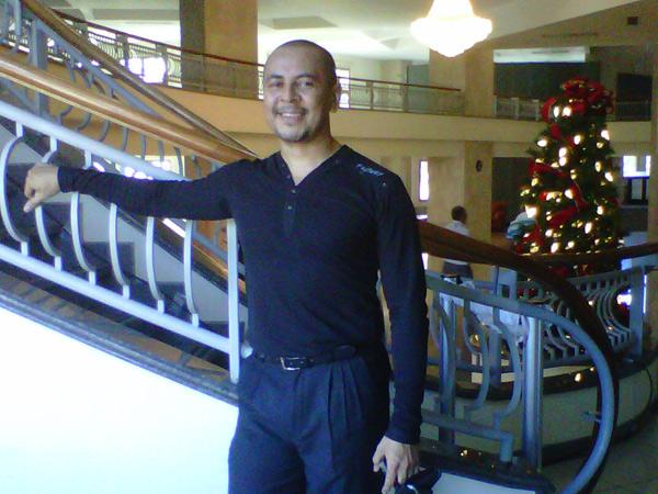 Héctor Durón, director de la compañía hondureña Equilibrium.