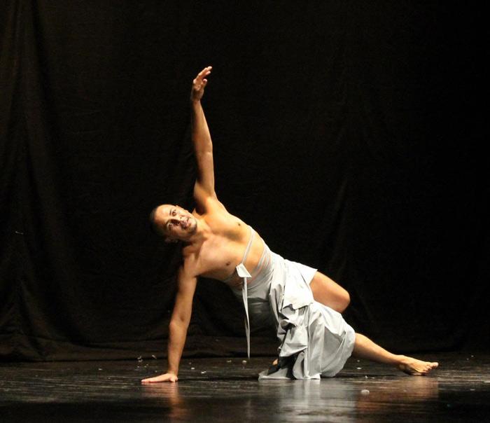 Imagen de un espectáculo de Equilibrium.