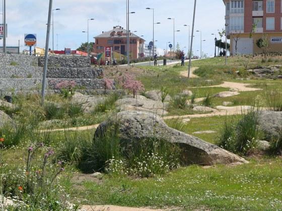 Detalle. Jardín en movimiento. © Fotografía: José Carlos Sanz Belloso.