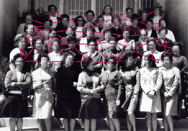 """Imagen del proyecto """"Mujer.Nodo"""", de Marta Álvarez."""