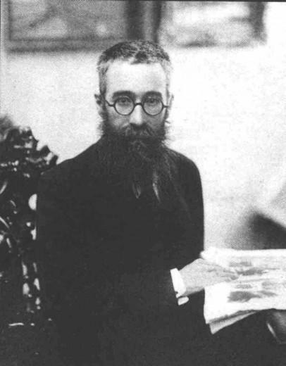 Ramón María del Valle-Inclán.