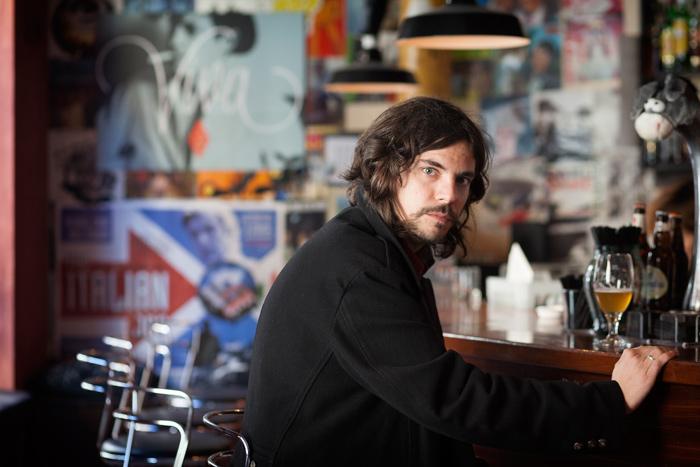 El músico leonés Arsel Randez. © Fotografía: José Ramón Vega.