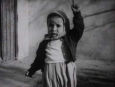 Leopoldo María Panero, de pequeño.
