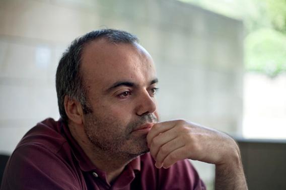 Xurxo González / Xurxo Chirro.