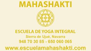 Logo de la Escuela Mahashakti.