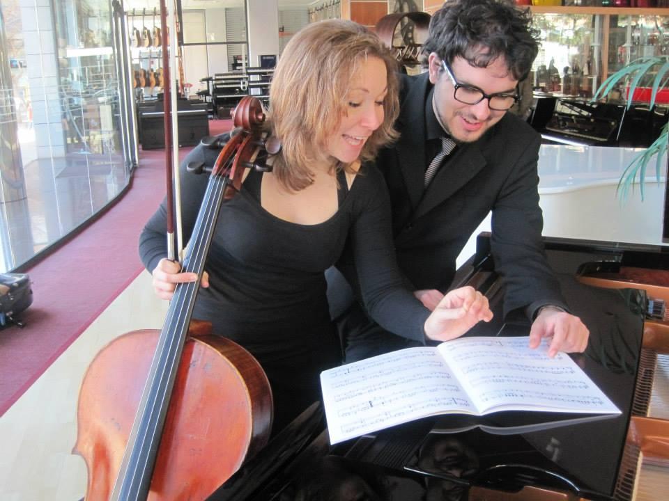 Georgina y Rubén Talón