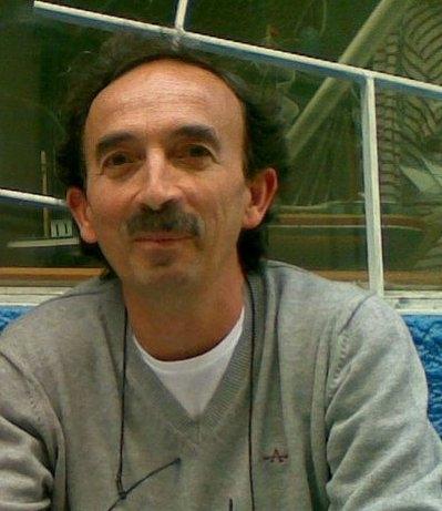 Luis Santana. Fotografía procedente de la web de Teatro Corsario.