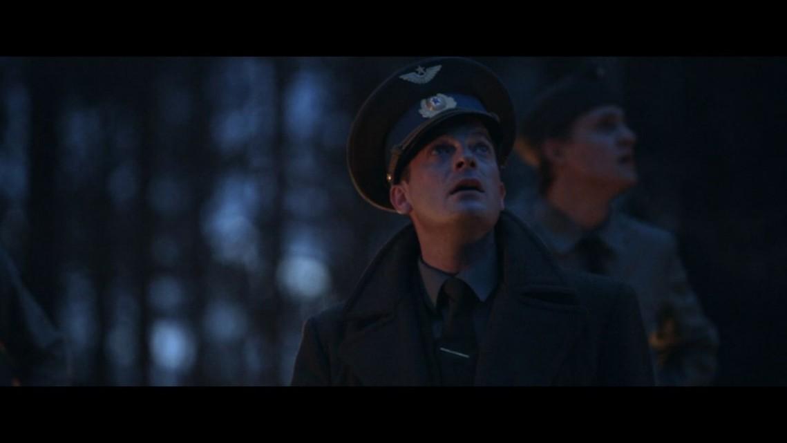 Andrei in forest. El Cosmonauta