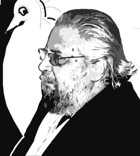 El poeta Tomás Salvador González.