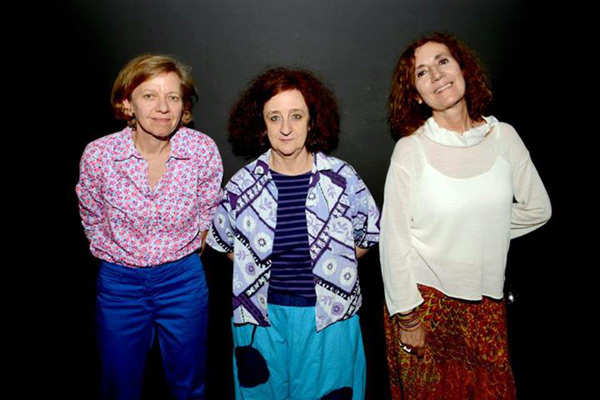 Molimo: Bárbara Meyer, Chefa Alonso y Cova Villegas.