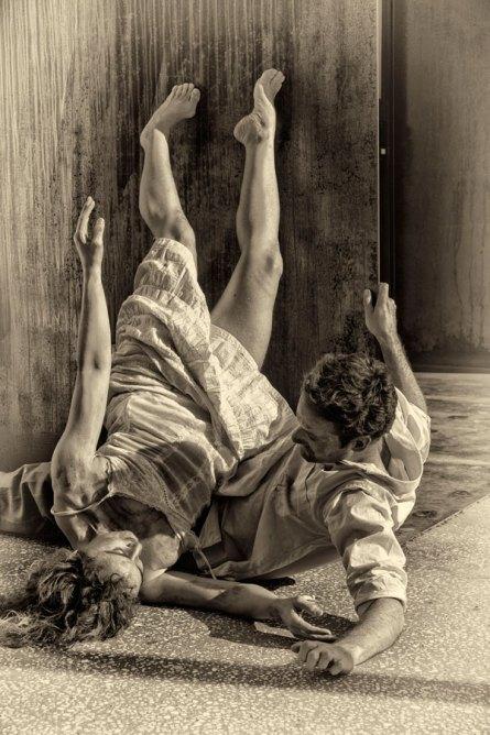 Rosario Granell y Eduardo García. © Fotografía: Abel Morán.