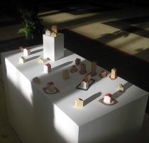 Detalle de la instalación de Juanvi Sánchez.