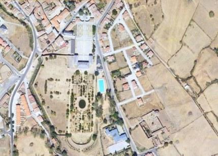 Ortofotografía. Instituto Geográfico Nacional.