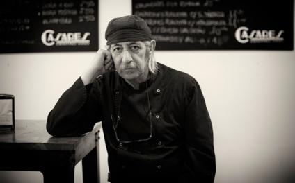 Aldo Sanz. © Fotografía: Jr Vega.