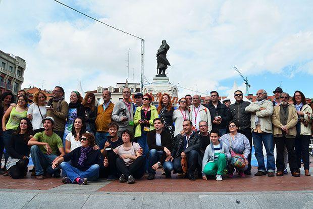 El palmarés de este año se ha hecho público este domingo al mediodía en la Plaza Mayor. © Foto: Gaspar Francés.