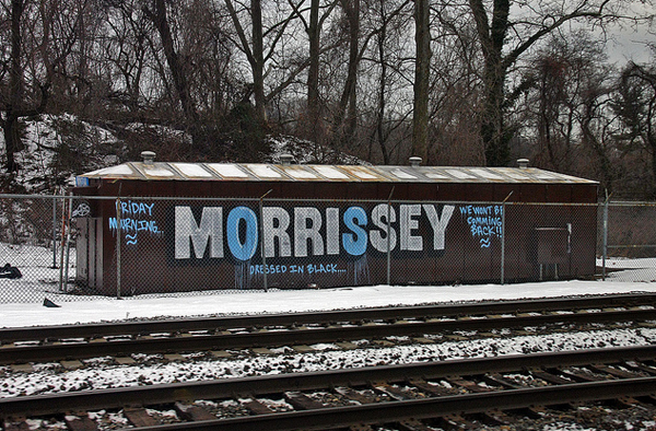 Graffiti Morrissey