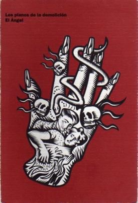 """Portada de """"Los planos de la demolición"""", de El Ángel."""