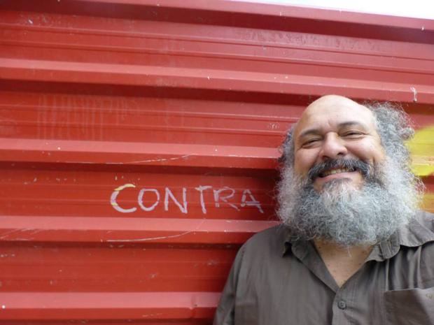 Felipe Zapico, autor de `The bestiario´.
