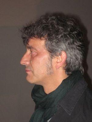 José Ramón Vega. © Fotografía: Eloísa Otero.