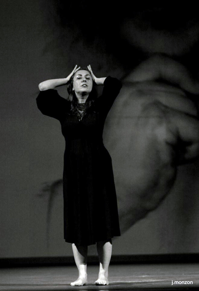 Ana Cristina Herreros, o la narradora oral Ana Griott.