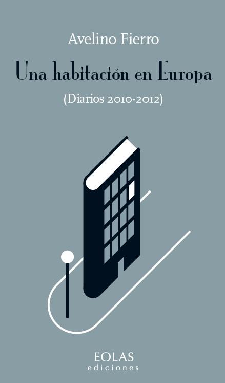 Tomo I diarios Avelino Fierro. La portada es de Javier Cardo.