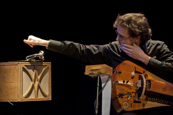 Germán Díaz actuará el martes 12 de agosto en el Museo del Pan de Mayorga.