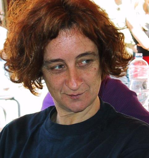 Chefa Alonso, en una fotografía de Rafa Murciego.