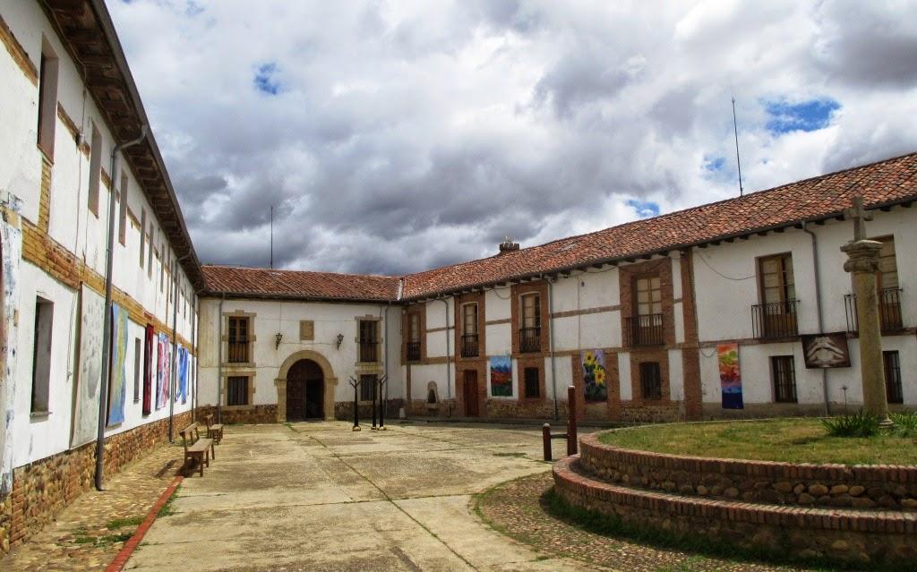 Fundación Merayo, en Santibáñez del Porma.