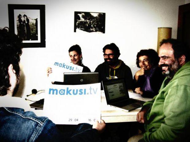 Makusi.tv estará disponible a finales del próximo mes de septiembre. Foto: Makusi.tv