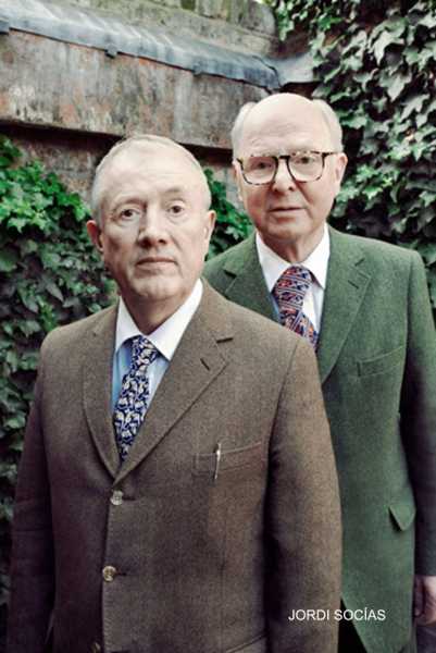 Gilbert and George. © Fotografía: Jordi Socías.