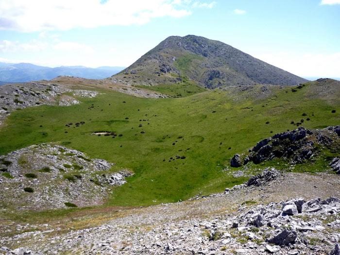 Cresta de Peñacorada.