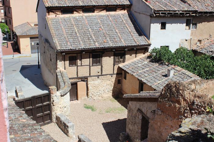 Vista general de la Casa Museo de la Ribera, en Peñafiel. © Fotografía: Daniel Fernández Adeva.