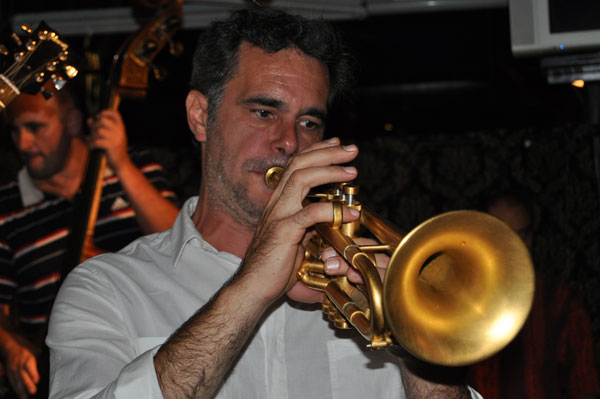 Jacinto Carbajal. © Fotografía: E. López.