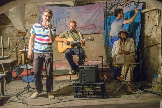 El grupo Curioso Periplo actuará el 4 de noviembre.