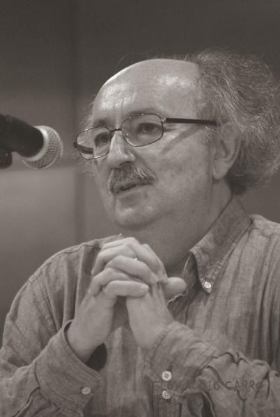 El escritor Antonio Colinas