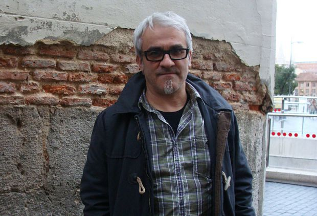 Carlos Tapia, presidente de ARTESA, analizará la situación de las artes escénicas. Foto: L. Fraile.