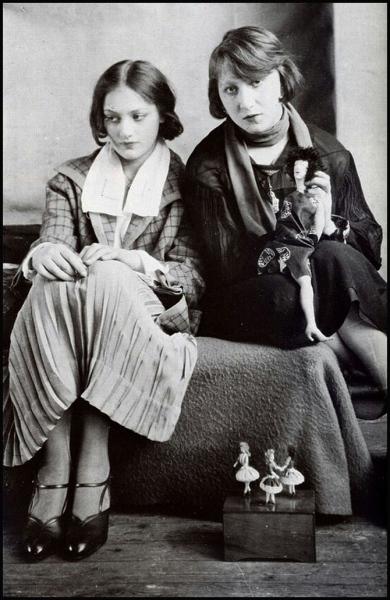 Bronia y Tylia Perlmutter.