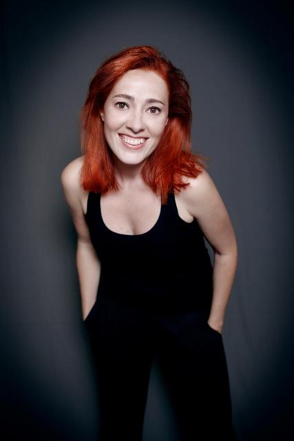 La actriz leonesa María Giménez