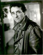 Roberto Bolaño. © Fotografía: © Jerry Bauer.
