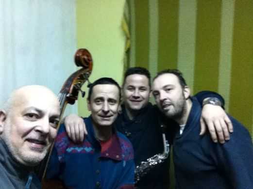 Tri Full Jazz con Alfredo Alonso.